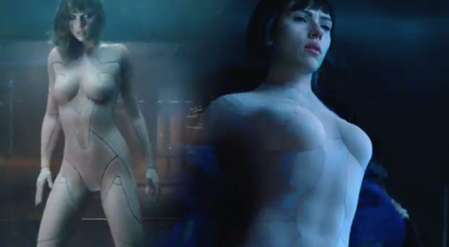 ghost in the shell taylor swift