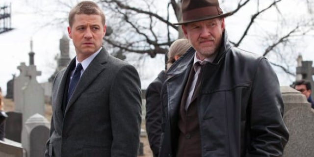 gotham harvey jim gordon