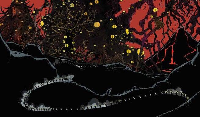 Gravedigger's Union #1 - Review 2