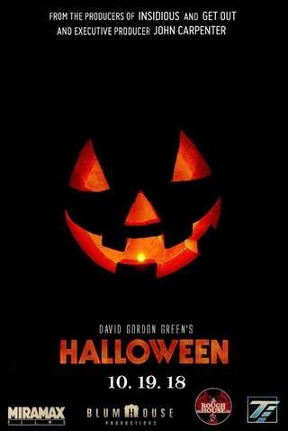 Halloween (2018) movie poster image
