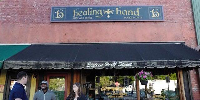Healing-hand