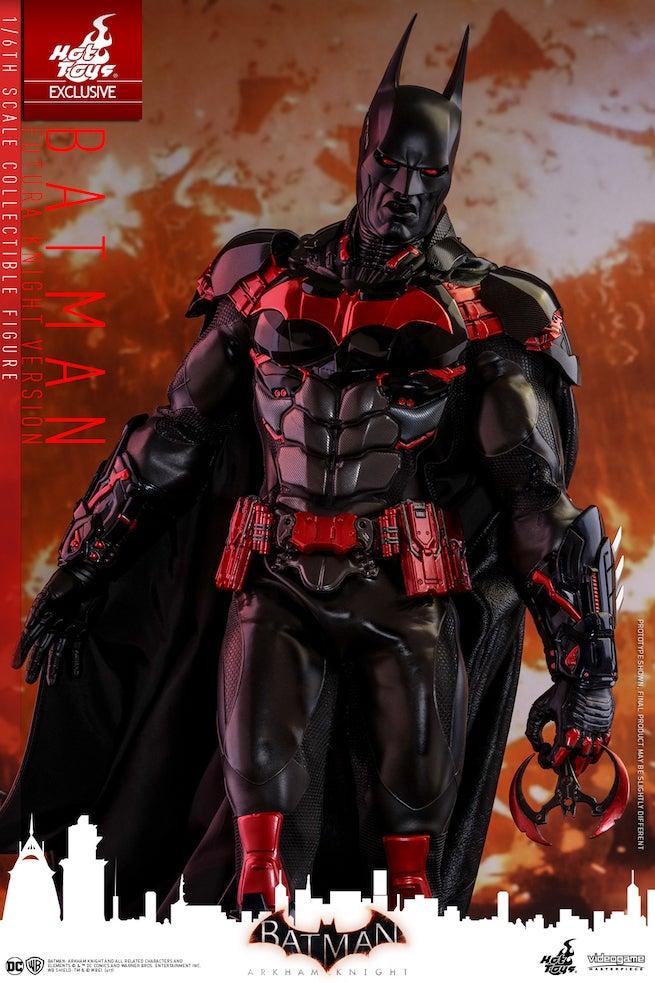 Hot Toys - BAK - Batman (Futura Knight Version) collectible figure_PR3