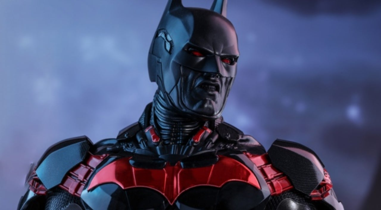 Hot Toys Re-Imagined The 2039 Batman Beyond Skin For An Incredible New  Figure