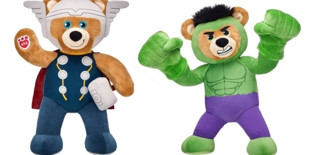 hulk-and-thor-build-a-bear