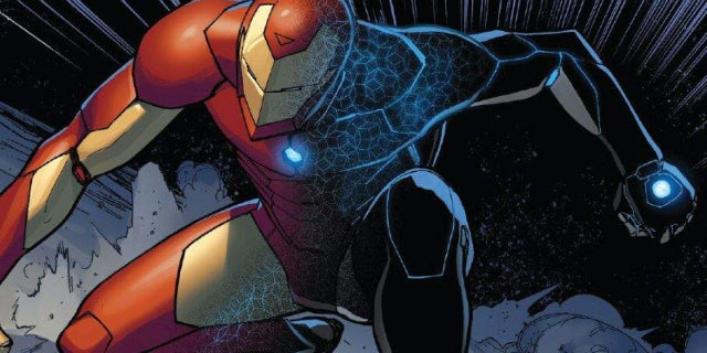 Iron Man Model Prime Armor in Avengers 3