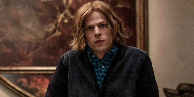 Jesse Eisenberg Lex Luthor Jusitce League