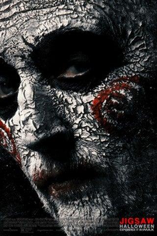 Jigsaw movie poster image