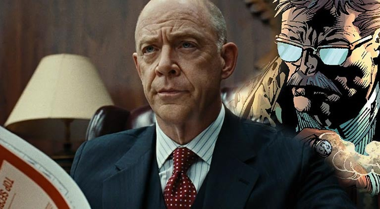 jk simmons commissioner gordon justice league