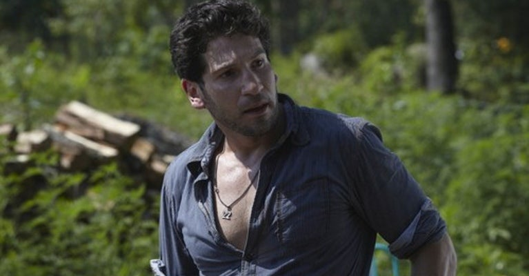 Jon Bernthal The Walking Dead The Punisher
