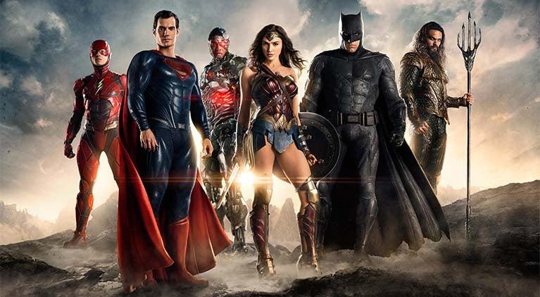 justice league mercedes footage