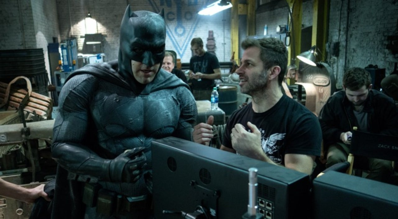 Justice League Director Zack Snyder Thanks Fans For Snyder Cut Billboard In New York Times Square