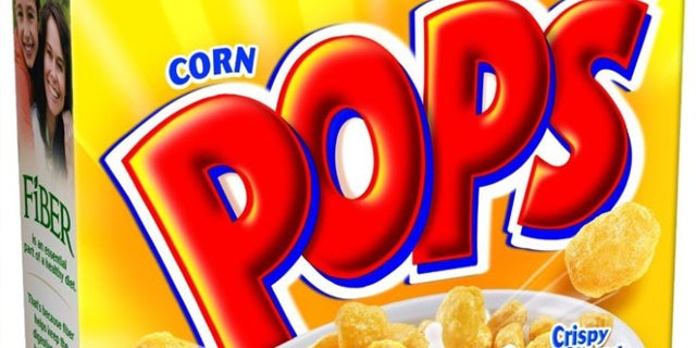 kellogg's corn pops box racism