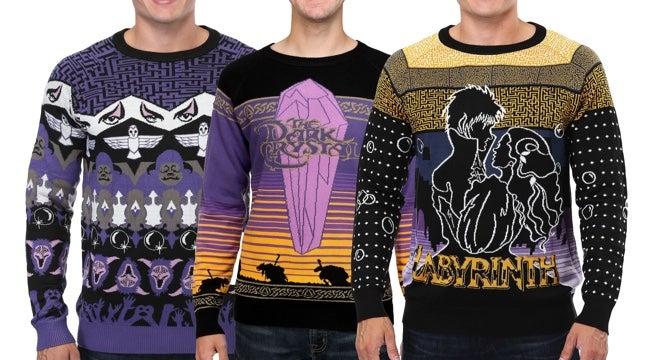 labyrinth-dark-crystal-sweaters