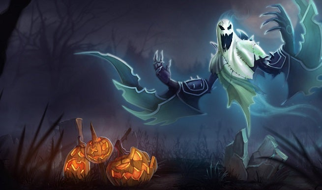 League of Legends Haunting Nocturne