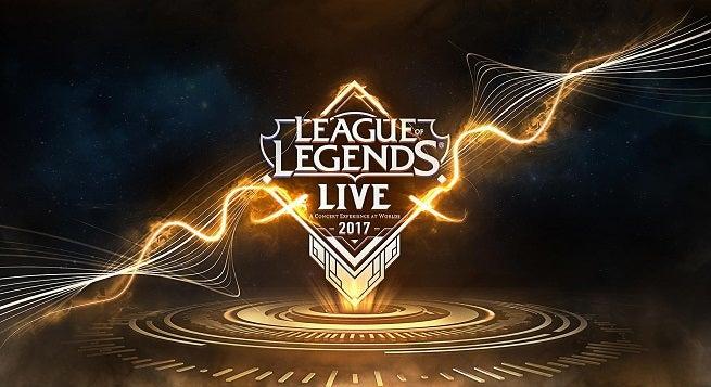League of Legends Live
