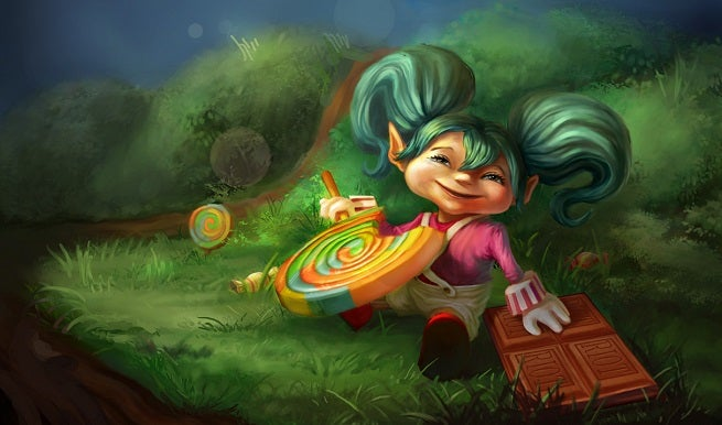 League of Legends Lollipoppy