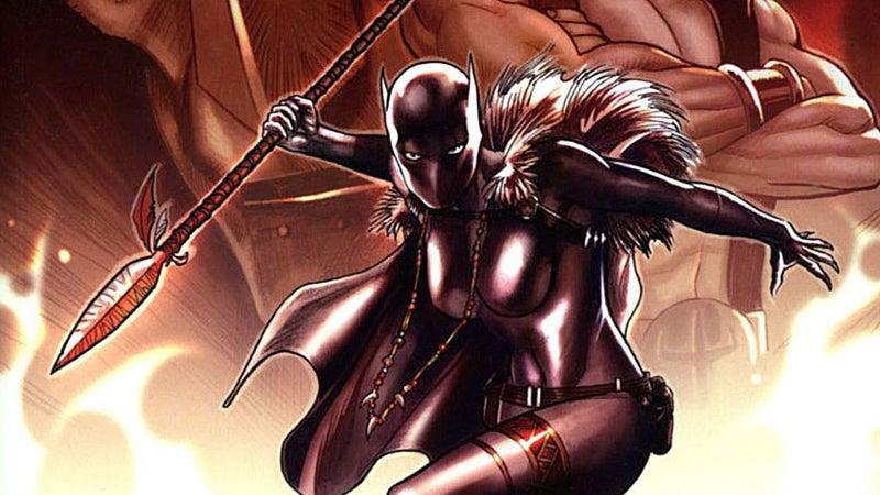 Marvel Female Black Panther Shuri