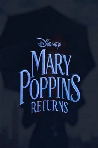 Mary Poppins Returns movie poster image