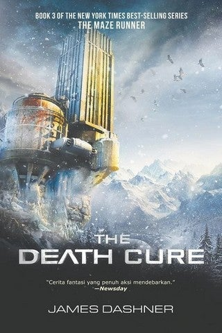 Maze Runner: The Death Cure movie poster image