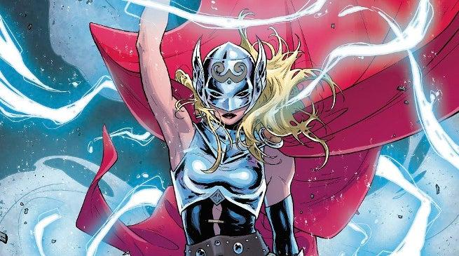 MCU Female Thor Movie