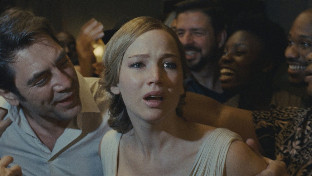 mother movie jennifer lawrence