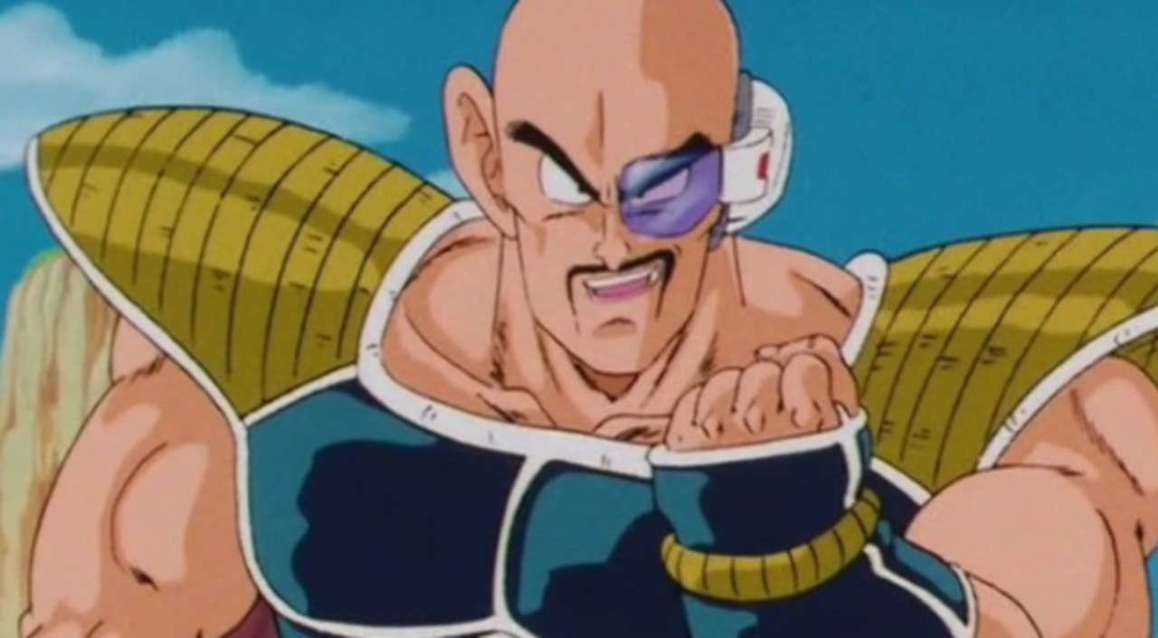dragon ball here s how dwayne johnson could look as nappa