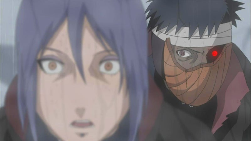 Naruto Konan Death