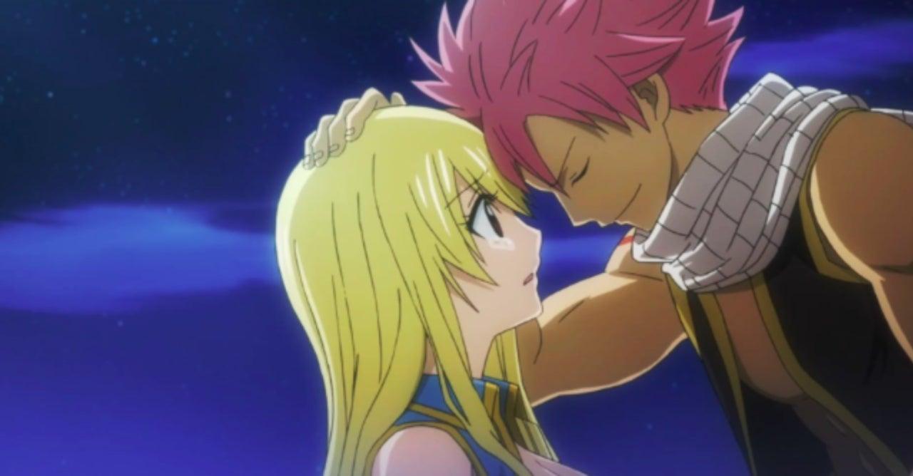 Fairy Tail' Creator Reveals Lucy & Natsu's Child