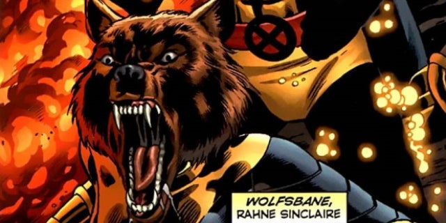 New Mutants Wolfsbane