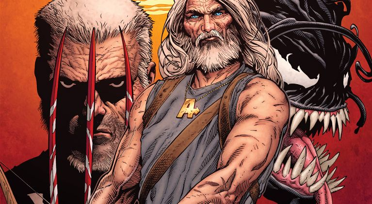 Old Man Hawkeye McNiven