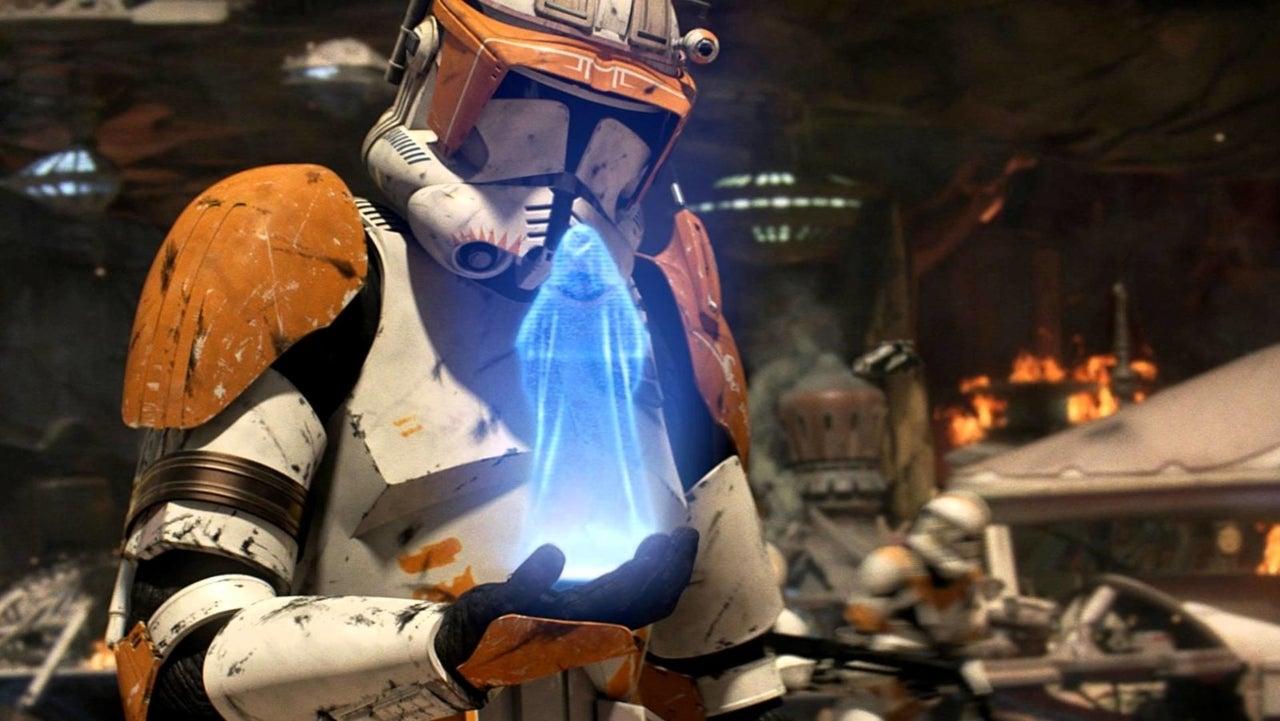 Star Wars New Comic Reveals Spoiler Survived Order 66