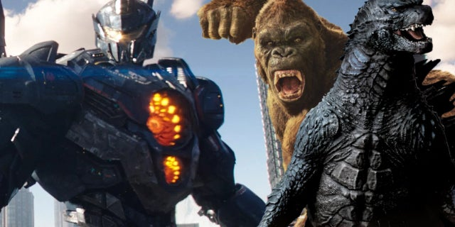 pacific rim uprising godzilla kong monsterverse