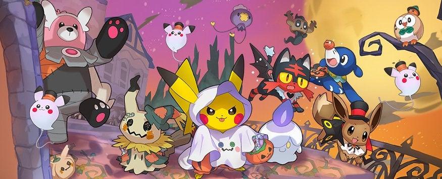 pokemon go halloween 2