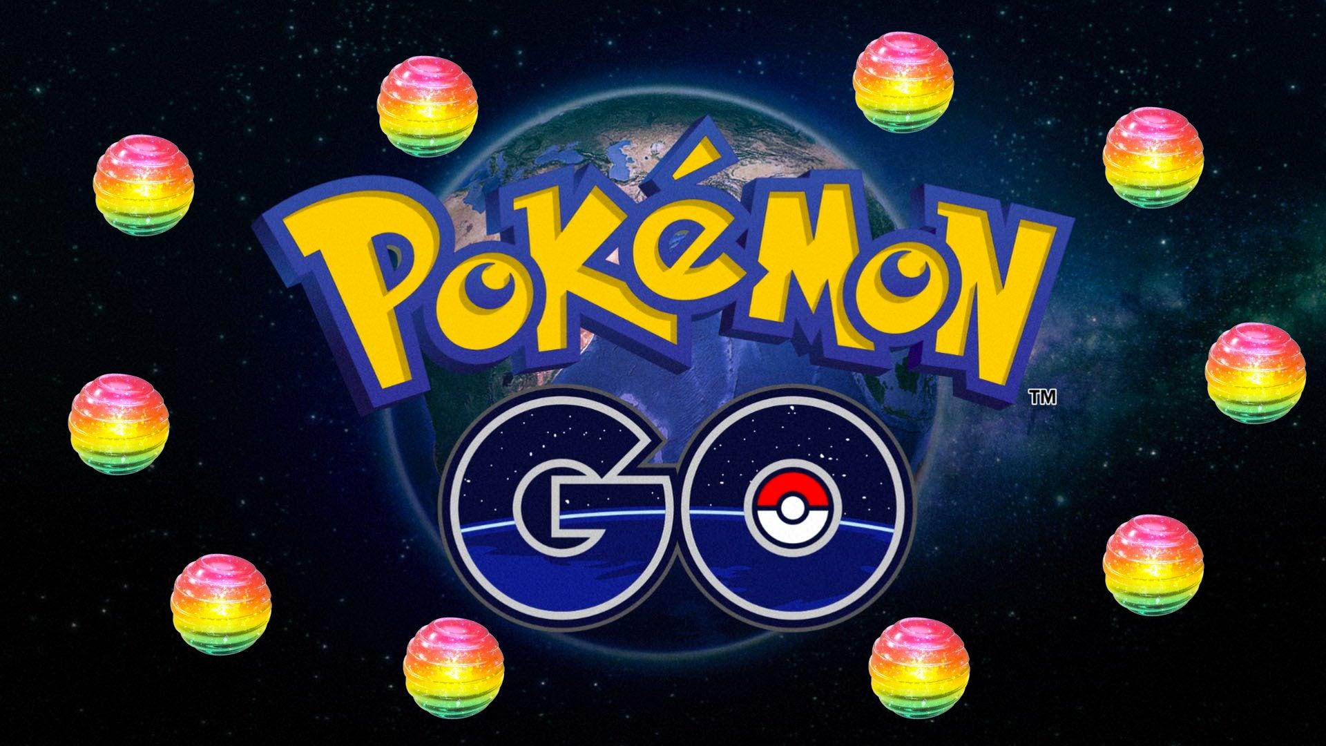 pokemon go rare candies
