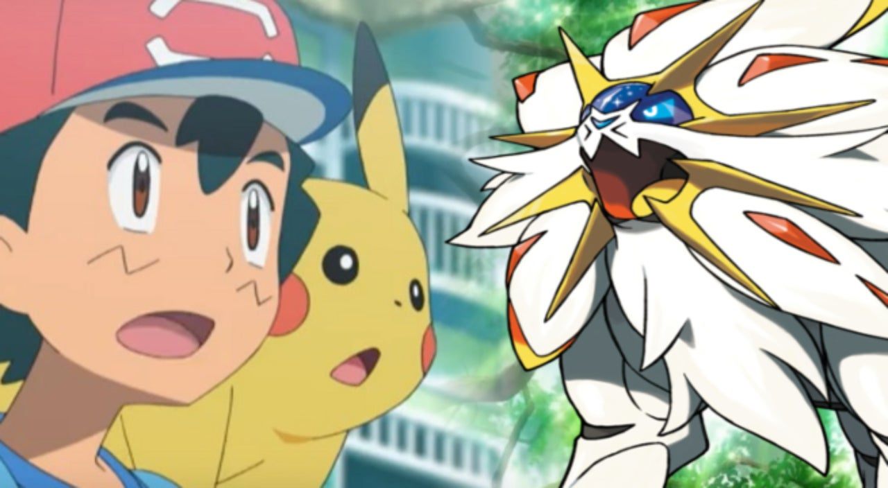 is ash ketchum going to get a legendary pokemon