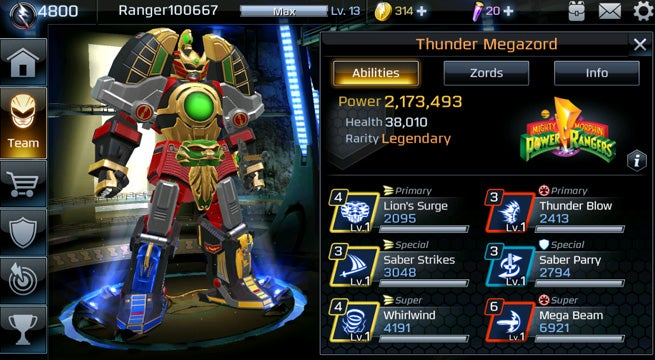 Power-Rangers-Legacy-Wars-Thunder-Megazord