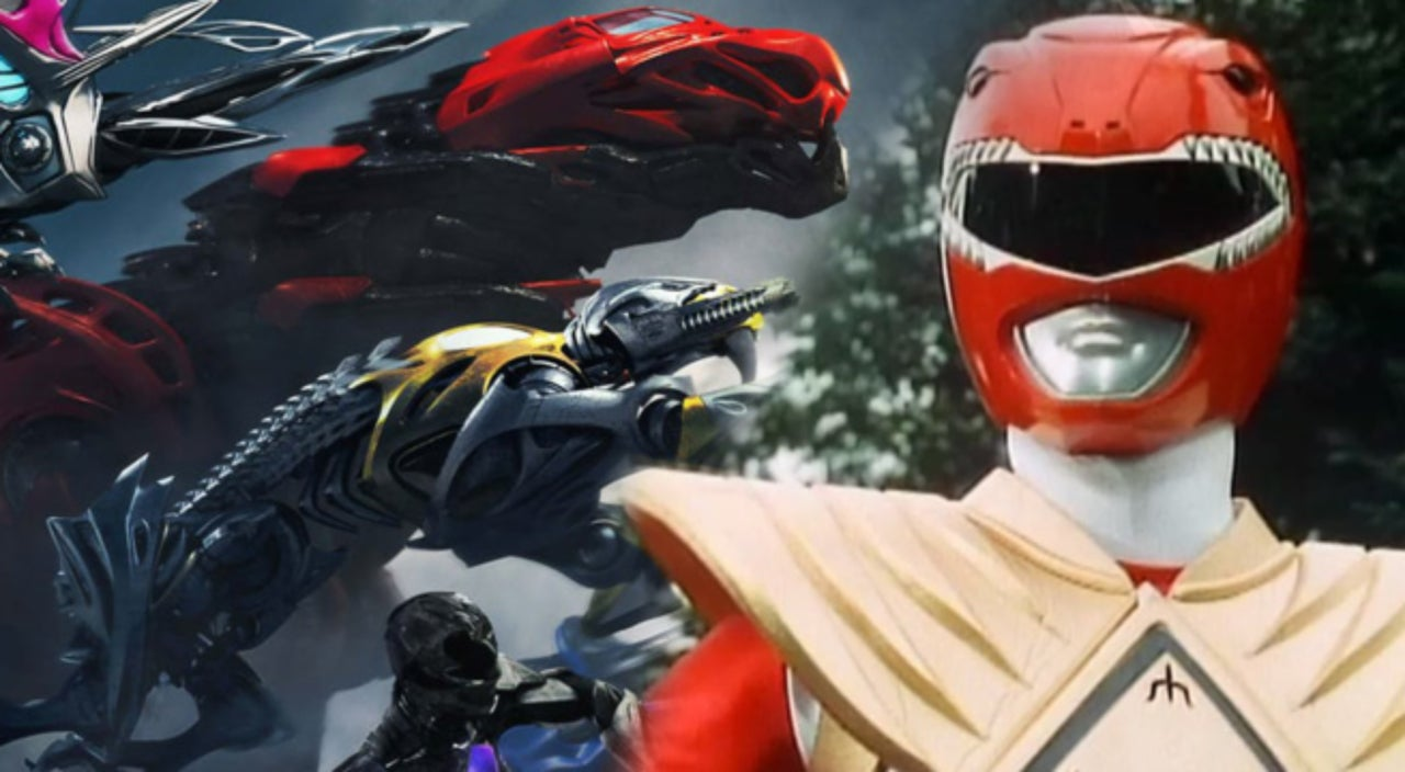 Austin St John Explains His Issues With The Power Rangers Reboot Zords