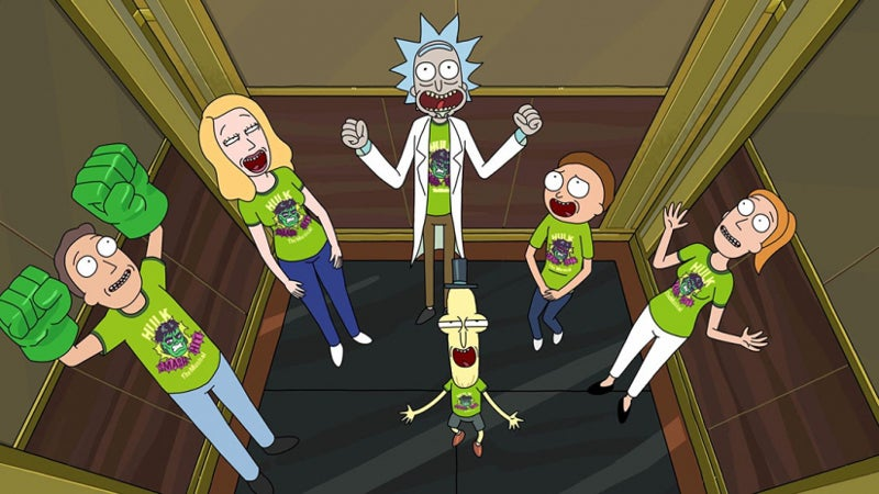 Rick and Morty Season 4 Premiere Date Fan Theories