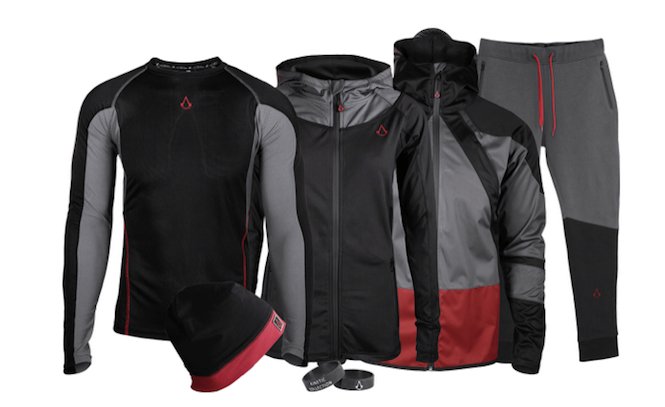 Creed Gets Line Of Kinetic Active Clothing