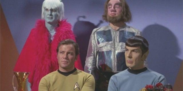 Star Trek Discovery Andorians Tellarites
