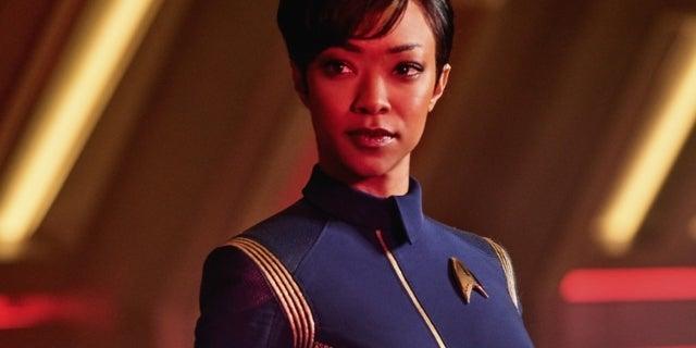 Star Trek Discovery Burnham