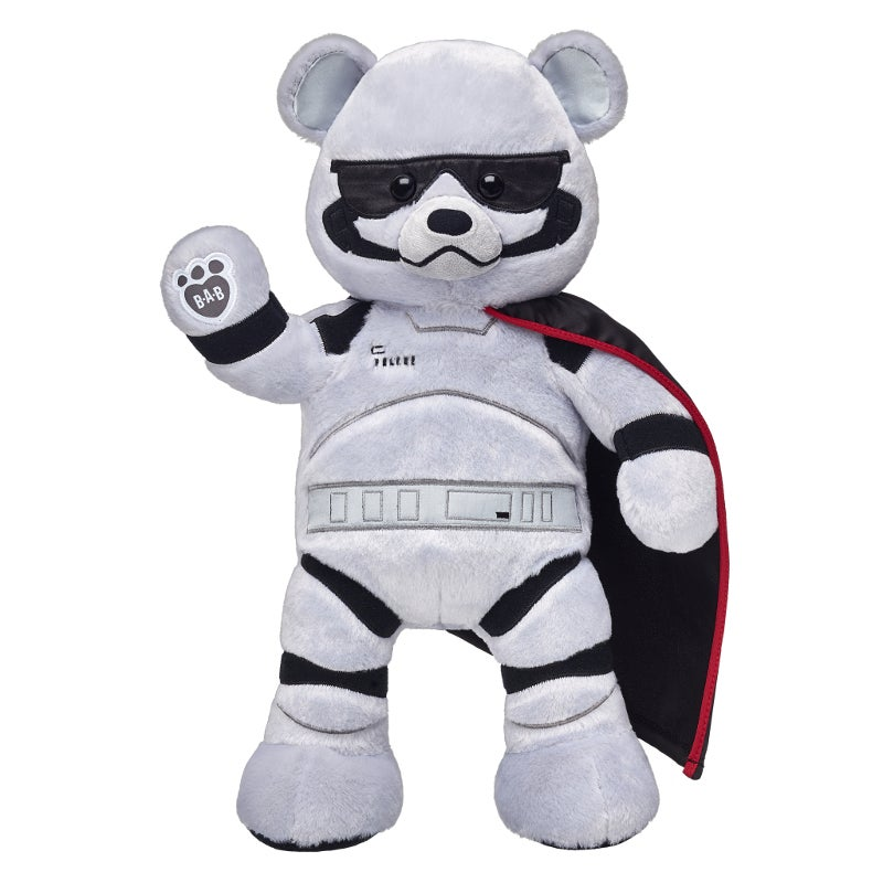 Star Wars Last Jedi Build-a-Bear - Captain Phasma