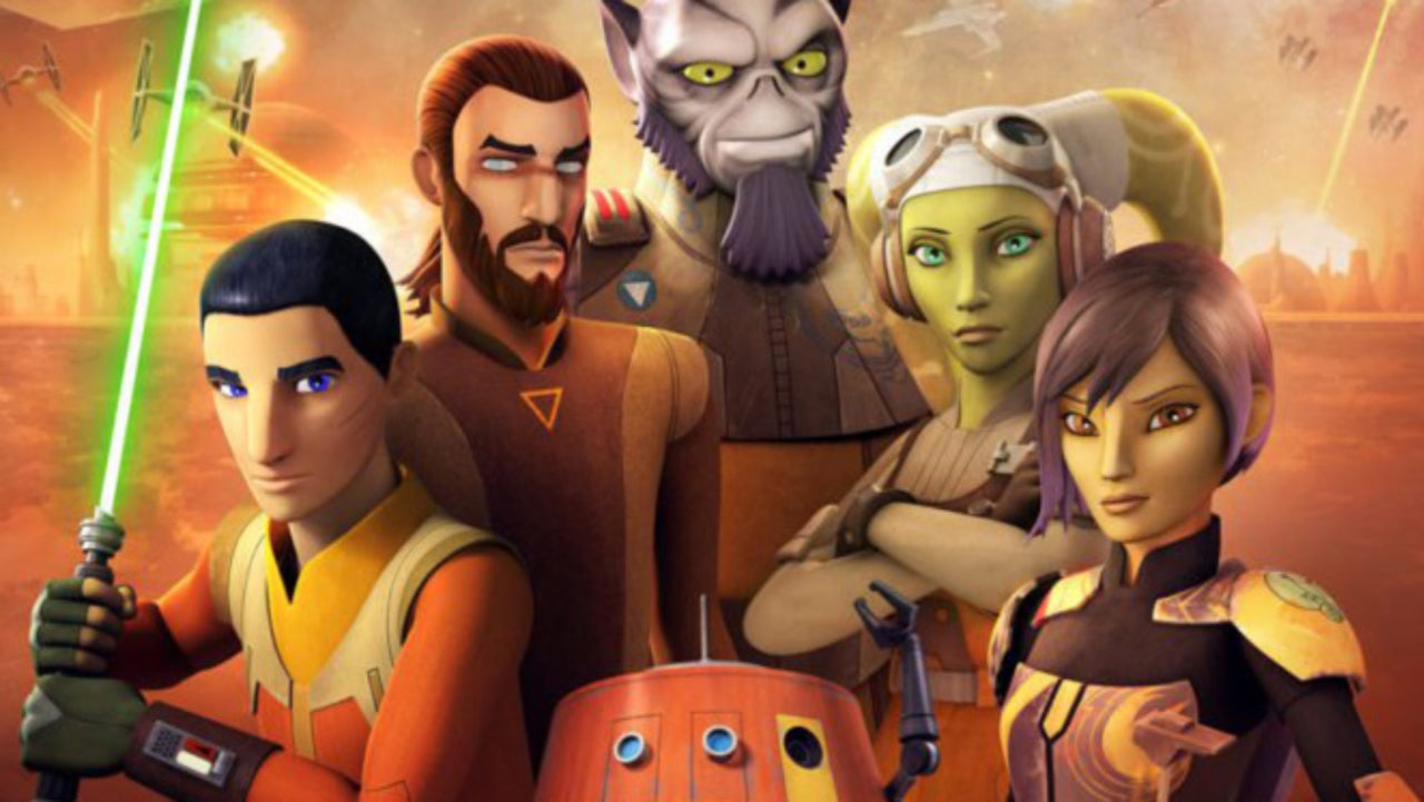 Star Wars Rebels Sequel Series Reportedly in the Works