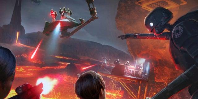star wars secrets of the empire trailer