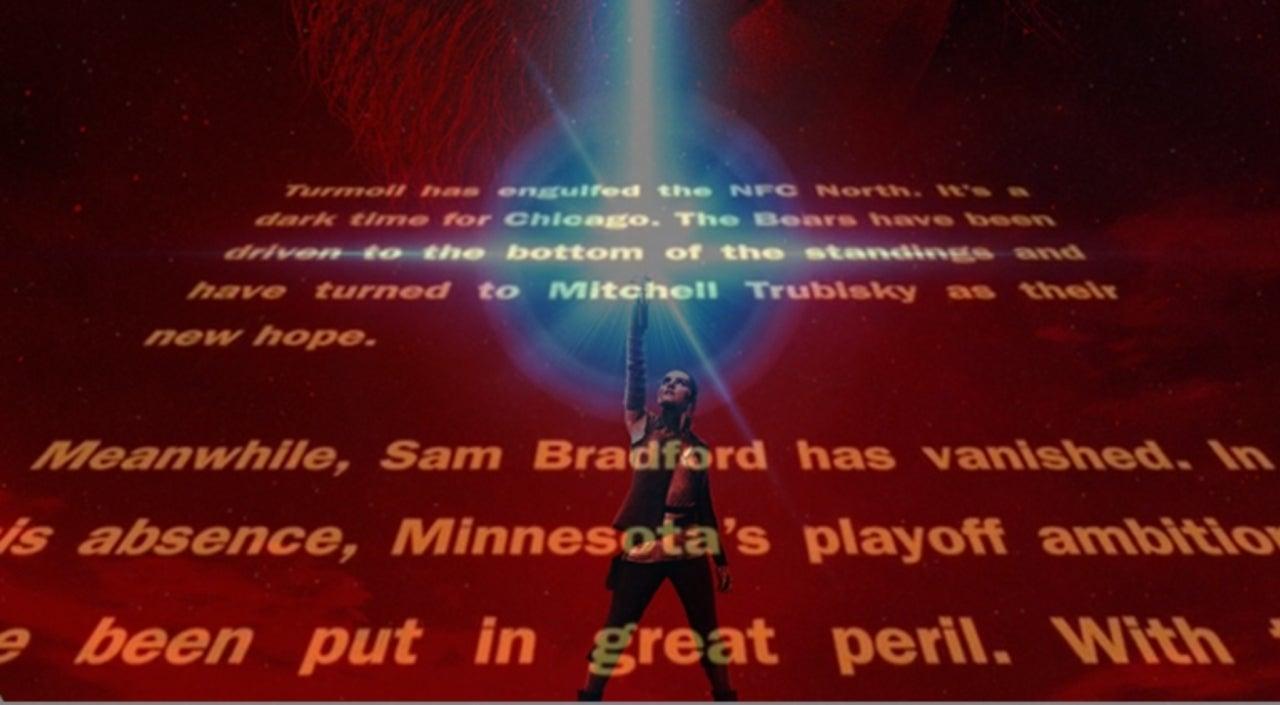ESPN Uses Star Wars Crawl To Promote Monday Night Football