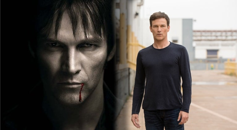Stephen Moyer True Blood The Gifted