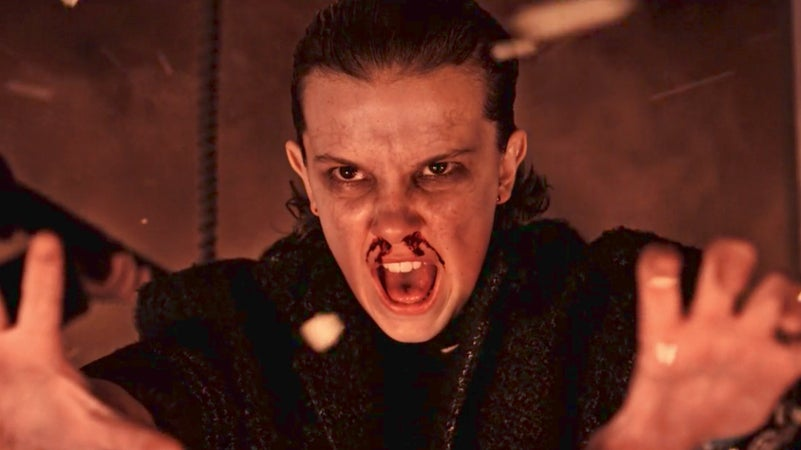Stranger Things 2 Ending Eleven Closes Portal
