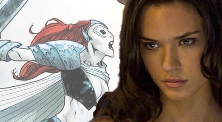supergirl odette annable worldkillers