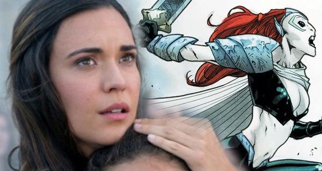 supergirl samantha reign