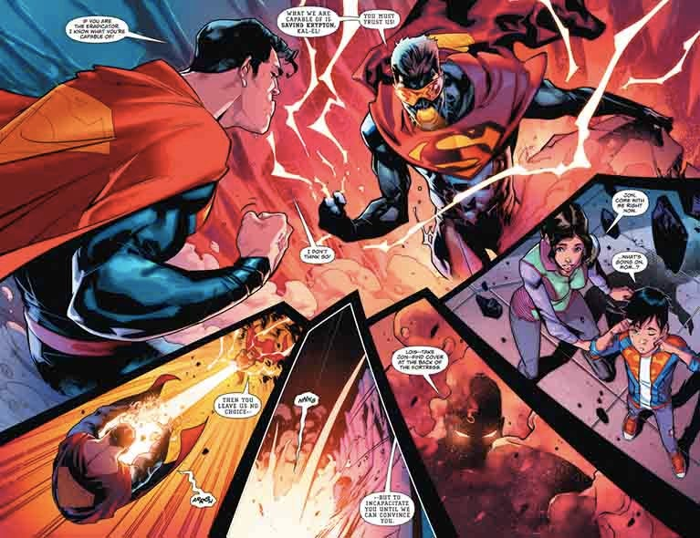 superman eradicator